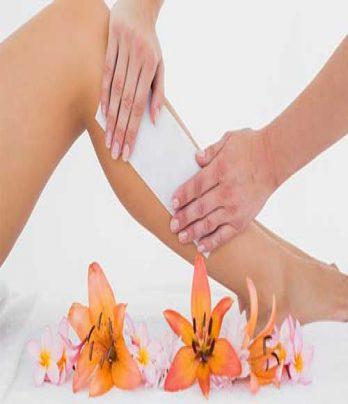 Legs Wax
